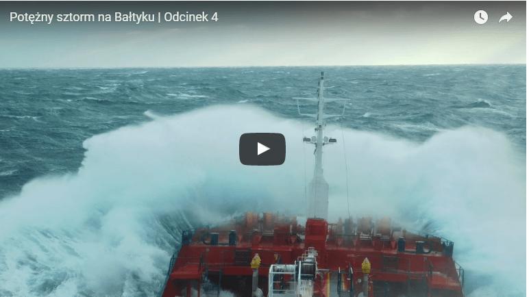 Potężny sztorm na Bałtyku | Odcinek 4