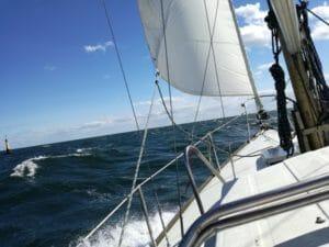 Kurs żeglarza jachtowego nad Zalewem Sulejowskim