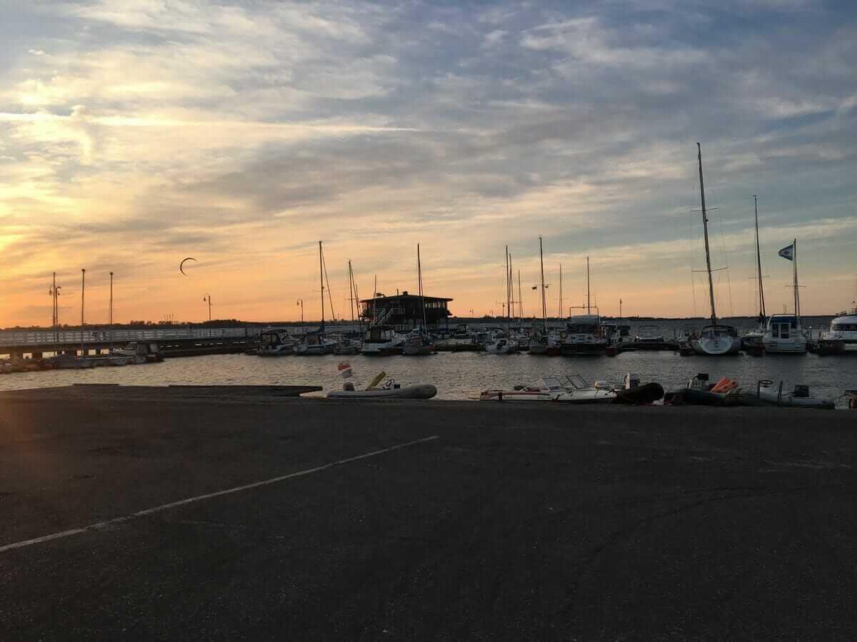 Kilka fotek z rejsu po Zatoce Gdańskiej sy Farwater