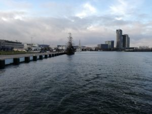 Saily pod żaglami Zawiszy Czarnego