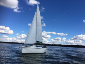 kurs żeglarz jachtowy mazury