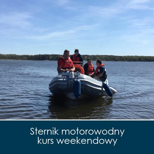 Terminarz kursów motorowodnych Zalew Sulejowski, szkolenia żeglarskie
