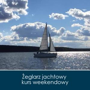 Żeglarz Jachtowy Zalew Sulejowski
