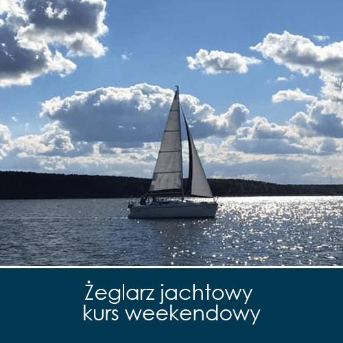 Żeglarz Jachtowy Zalew Sulejowski - terminy szkoleń