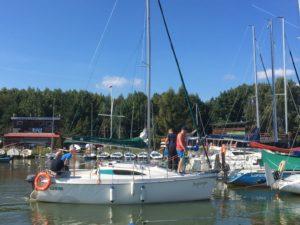 Kurs żeglarz jachtowy