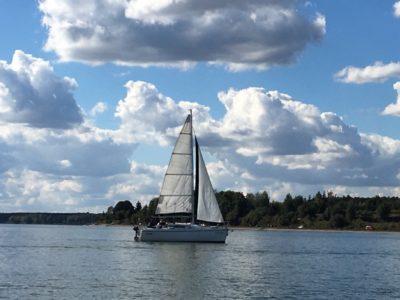 Szkoła żeglarstwa Zalew Sulejowski, szkolenia i kursy żeglarskie