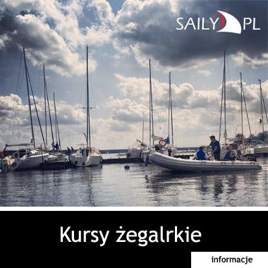 Kursy żeglarskie - weekendowe i codzienne - zalew sulejowski