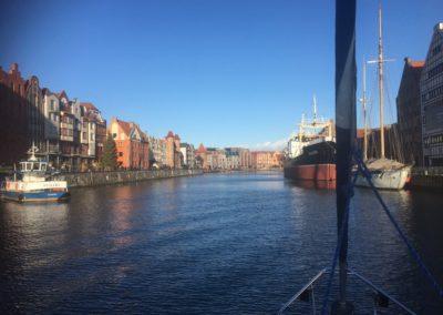 Andrzejki na zatoce-Gdańsk