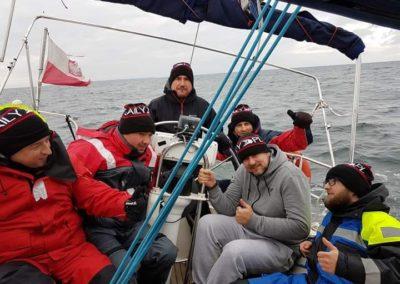 Andrzejki na zatoce-najlepsza ekipa