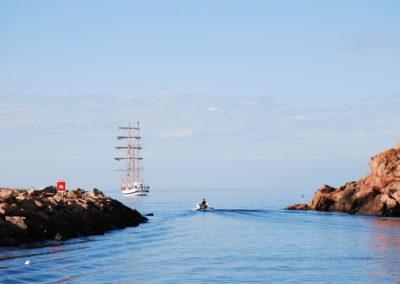 Rejs na Pogorii-Korsyka