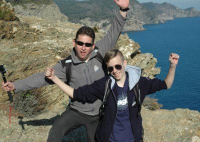 Rejs na Pogorii-Porqerolles