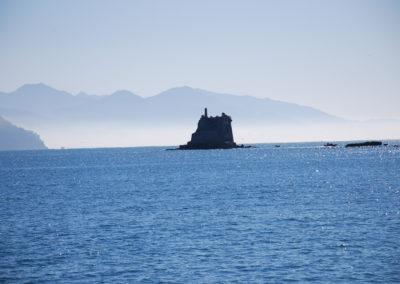Rejs na Pogorii-gdzieś na morzu