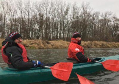 Szkoła żeglarstwa-spływ kajakowy-daleko jeszcze