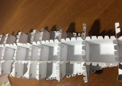 Szkoła żeglarstwa-model Pogorii-klejenie szkieletu5