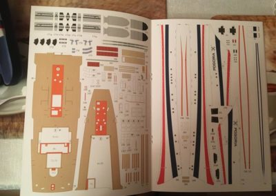 Szkoła żeglarstwa-model Pogorii-zapoznanie