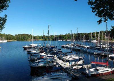 Szkoła żeglarstwa-rejs po Mazurach-Marina Stranda
