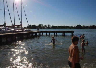 Szkoła żeglarstwa-rejs po Mazurach-Rydzewo