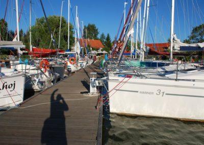 Szkoła żeglarstwa-rejs po Mazurach-Stare Sady (2)