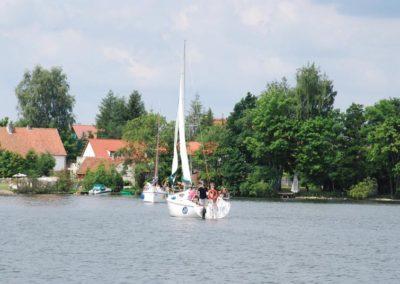 Szkoła żeglarstwa-rejs po Mazurach-Stare Sady2