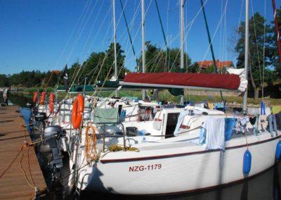 Szkoła żeglarstwa-rejs po Mazurach-Sunport-keja