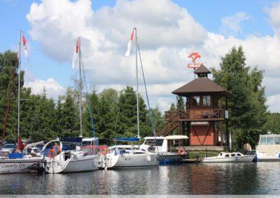 Szkoła żeglarstwa-rejs po Mazurach-Węgorzewo