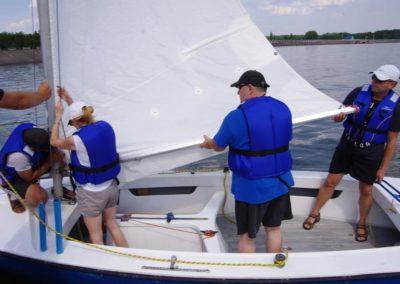 Szkoła żeglastwa-szkolenie żeglarskie-klar do wyjącia