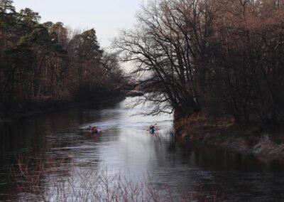 Staroroczny spływ kajakowy 2020 19