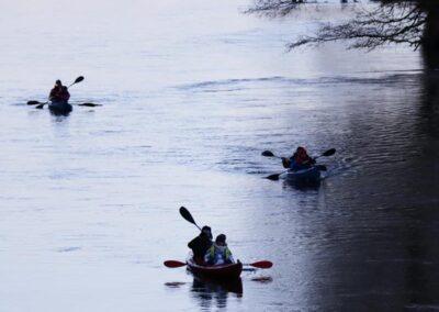 Staroroczny spływ kajakowy 2020 24