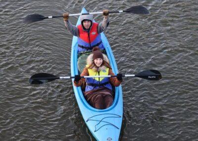 Staroroczny spływ kajakowy 2020 9