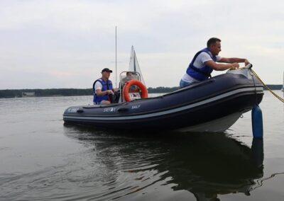 Szkoła żeglarstwa i sportów motorowodnych Szkolenie motorowodne5