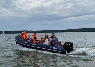 Szkoła żeglarstwa i sportów motorowodnych Szkolenie motorowodne8