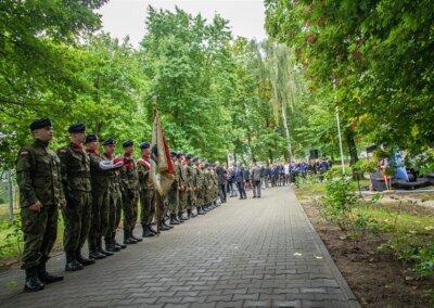 Szkoła Żeglarstwa Saily.pl - odsłonięcie memoriału (2)